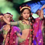 The Closing Ceremony of 2018 Asian Carnival